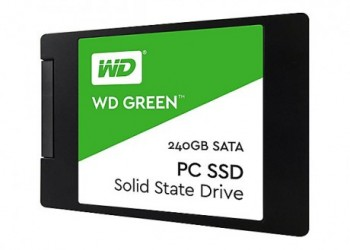 240GB WD GREEN 3D NAND 2.5'' 540/465MB/s WDS240G2G0A SSD