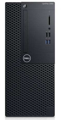 DELL OPTIPLEX 3060MT i3-8100 4GB 1TB FDOS